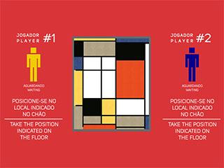 Mamute Midia Art Unlimited Mondrian