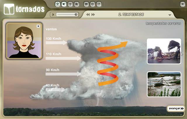 Mamute Midia Cientec Tornados
